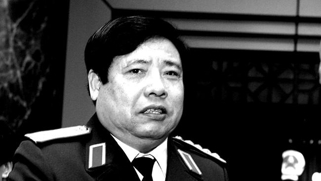 Tổ chức Lễ tang Đại tướng Phùng Quang Thanh theo nghi thức cấp nhà nước - Ảnh 1.