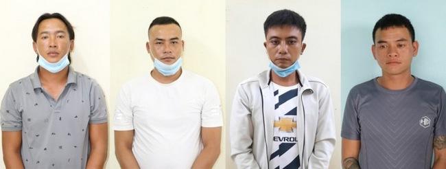 Quảng Bình: 100 cán bộ, chiến sĩ vây bắt nhóm đối tượng bảo kê cưỡng đoạt tài sản - Ảnh 3.