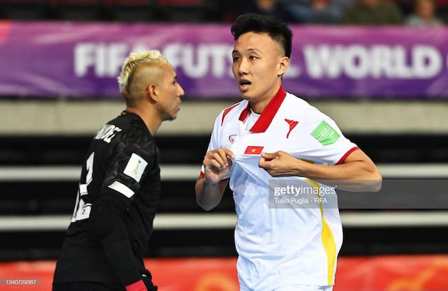 Kết quả futsal Panama 2-3 Việt Nam: Tràn trề hy vọng đi tiếp - Ảnh 1.