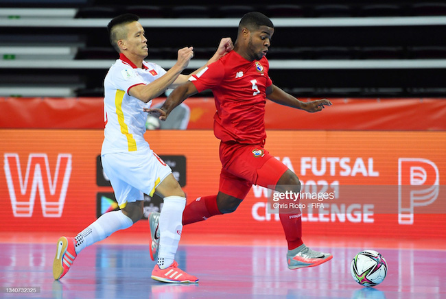 Kết quả futsal Panama 2-3 Việt Nam: Tràn trề hy vọng đi tiếp - Ảnh 2.