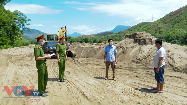 Mường La: Tăng cường quản lý nhà nước về lĩnh vực khoáng sản - Ảnh 2.