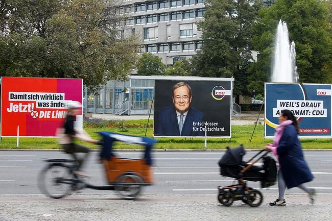 Nước Đức bước vào cuộc tổng tuyển cử liên bang lịch sử - Ảnh 1.