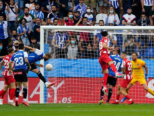 Kết quả Alaves 1-0 Atletico: ĐKVĐ thua sốc đội bét bảng - Ảnh 1.