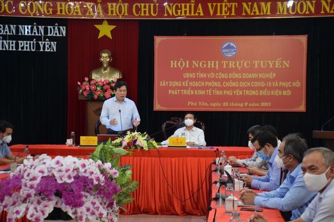 Phú Yên xây dựng phương án phục hồi kinh tế trong điều kiện mới - Ảnh 1.
