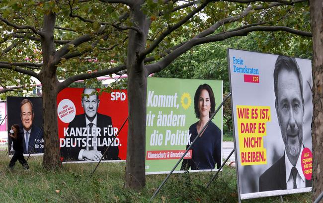 Đức: Lo ngại nguy cơ bế tắc chính trị kéo dài sau bầu cử - Ảnh 2.