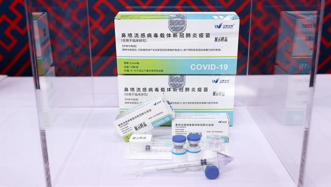 Vaccine Covid-19 dạng xịt mũi của Trung Quốc có hiệu quả ngay sau 24h - Ảnh 2.