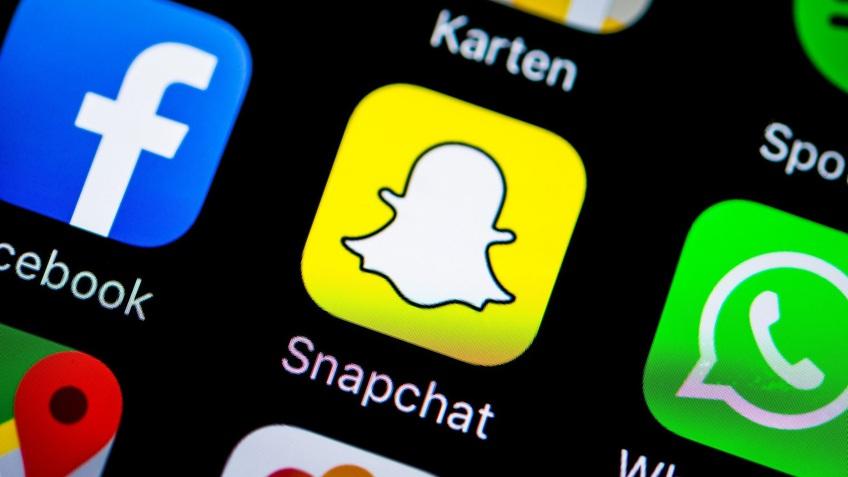 Snapchat khóa tài khoản của Tổng thống Mỹ Donald Trump