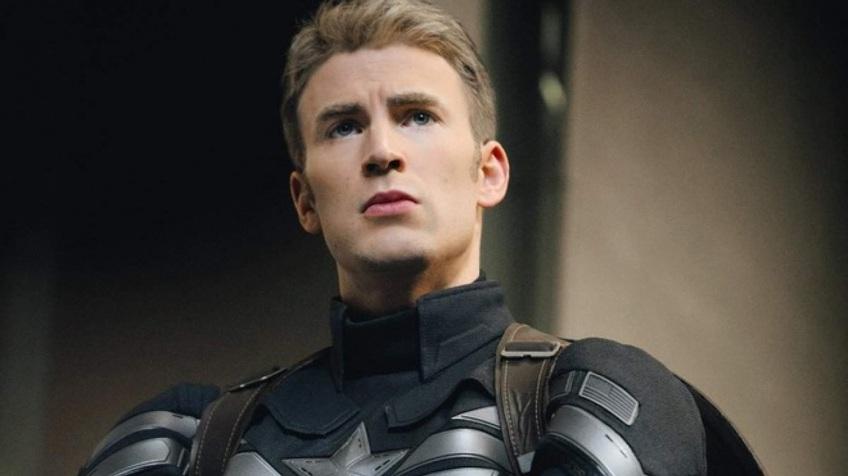 Chris Evans tiếp tục đảm nhận vai Captain America của Marvel?