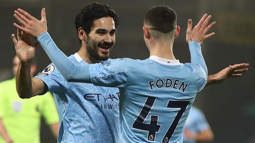 Kết quả vòng 20 Ngoại Hạng Anh: Man City thắng đậm, tạm chiếm ngôi đầu bảng