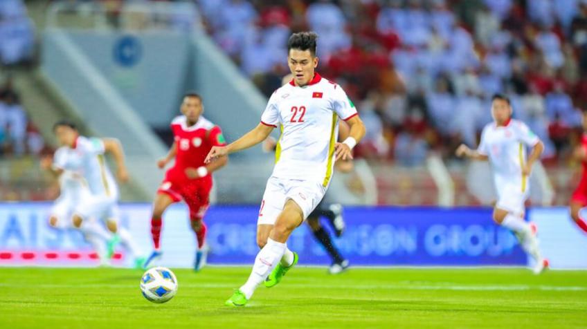 Tiến Linh chiến thắng trong cuộc bầu chọn cầu thủ xuất sắc nhất tuần của AFC