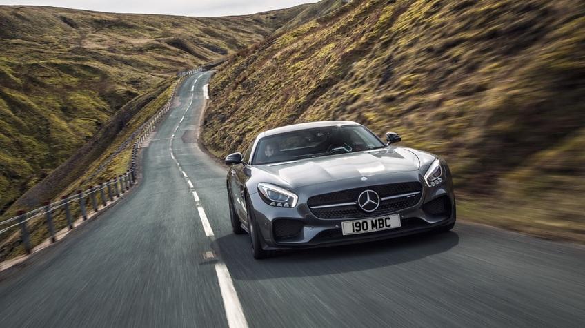 Mercedes-AMG GT có thể bị 'khai tử' vào cuối năm nay