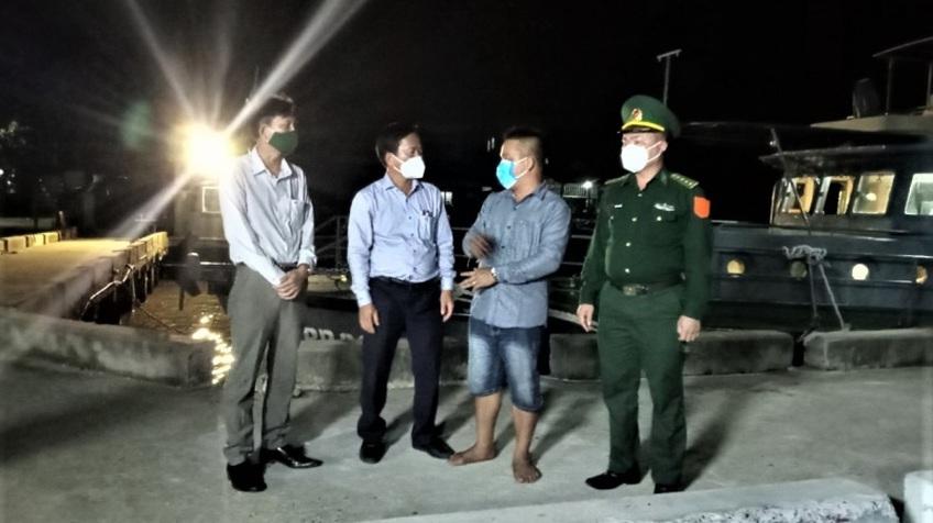 Quảng Ngãi: Phát hiện 2 thi thể trong số 4 ngư dân mất tích