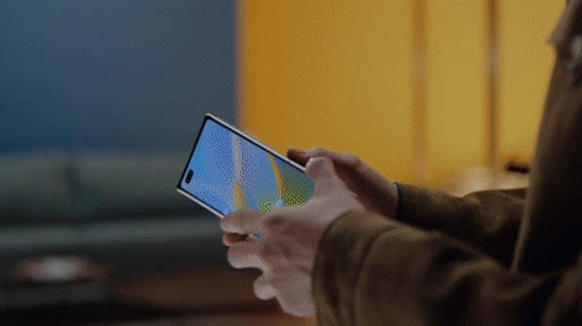 Huawei ra mắt smartphone gập mới, giống Galaxy Z Fold2