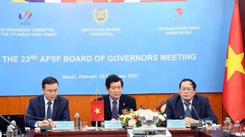 Việt Nam chính thức được quyền tổ chức ASEAN Para Games 11
