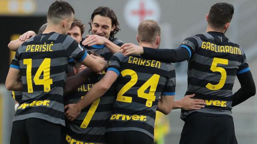 3 cựu binh MU nổ súng, Inter độc chiếm đỉnh bảng Serie A