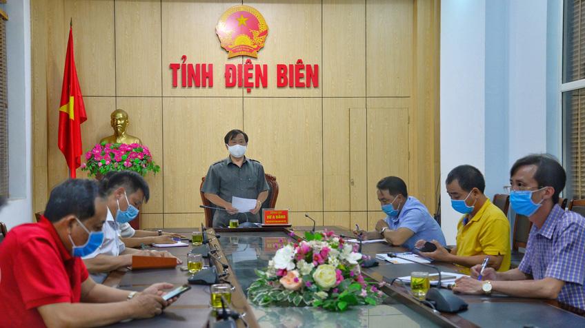 Điện Biên họp khẩn trong đêm: 7 trường hợp liên quan đến Bệnh viện Nhiệt đới Trung ương cơ sở 2