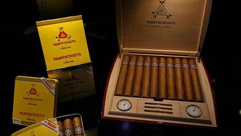 Trung Quốc trở thành thị trường lớn nhất cho xì gà Cuba