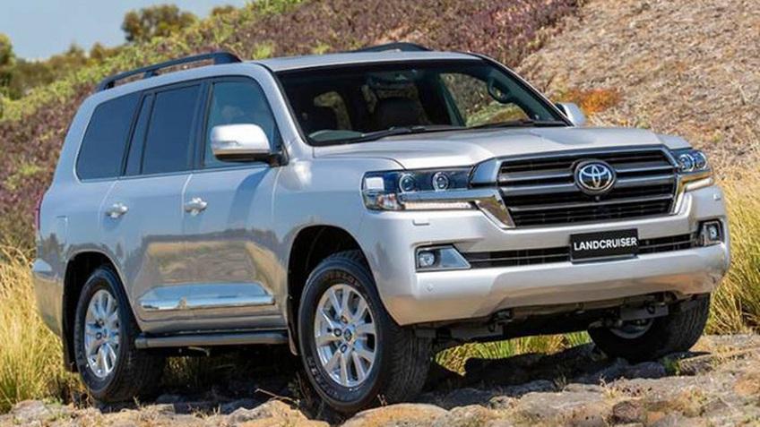 Toyota sẽ tung ra Land Cruiser chạy điện