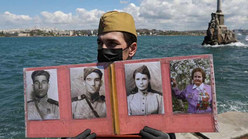 'Binh đoàn bất tử': Những chiến sĩ Hồng quân Liên Xô không bao giờ chết
