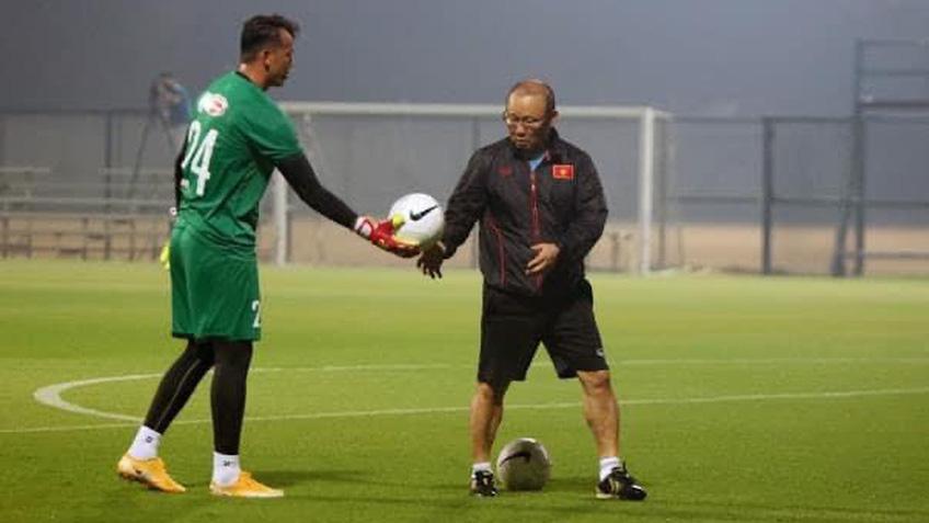 Huấn luyện viên Park Hang Seo chính xác khi tin tưởng Tấn Trường