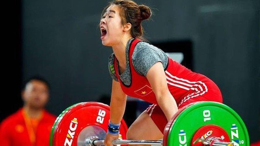 Cử tạ Việt Nam giành 3 suất tham dự Olympic Tokyo