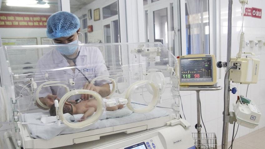Quảng Ninh: Cấp cứu thành công trẻ sinh non bị sốc phản vệ hiếm gặp