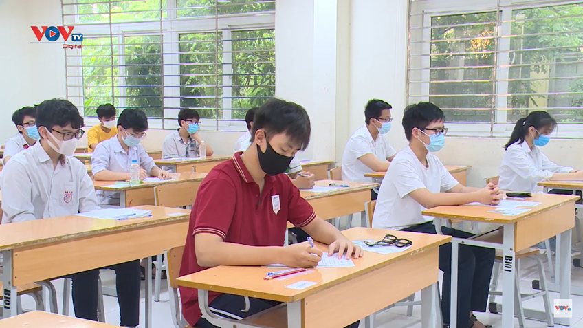 Hà Nội: Hơn 93 nghìn thí sinh kết thúc kỳ thi tuyển sinh vào lớp 10 công lập