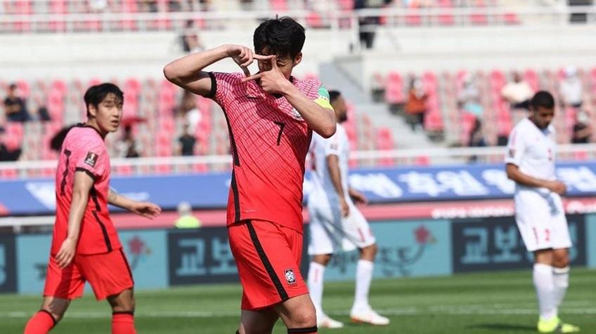 Son Heung-min ghi bàn, Hàn Quốc giúp Việt Nam tiến gần vòng loại cuối
