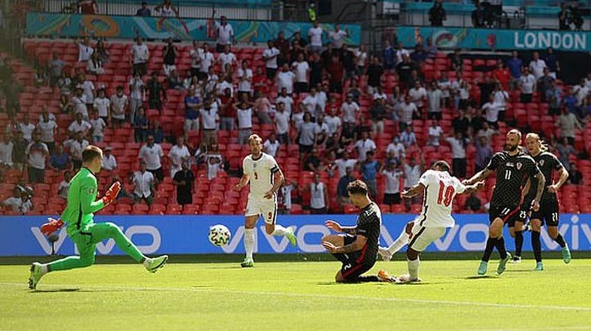 Anh 1-0 Croatia: Tam sư phá dớp tại EURO