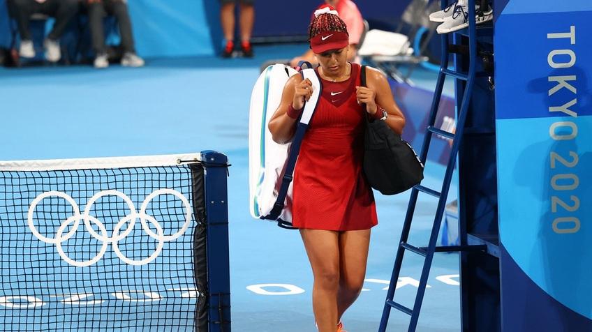 Tay vợt số 2 thế giới bất ngờ bị loại ở Olympic Tokyo