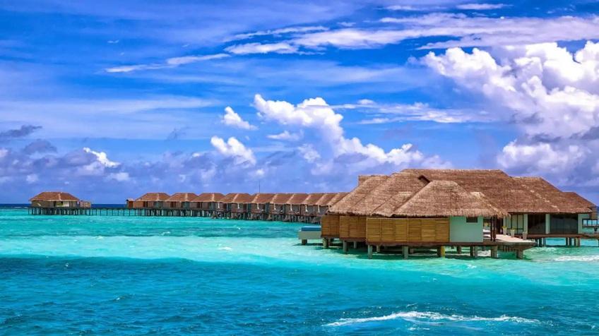 Khách du lịch Nga tăng đột biến tại Maldives