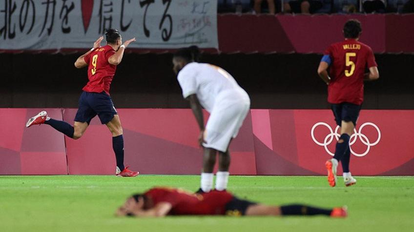 U23 Tây Ban Nha 5-2 U23 Bờ Biển Ngà: Bò tót vào bán kết