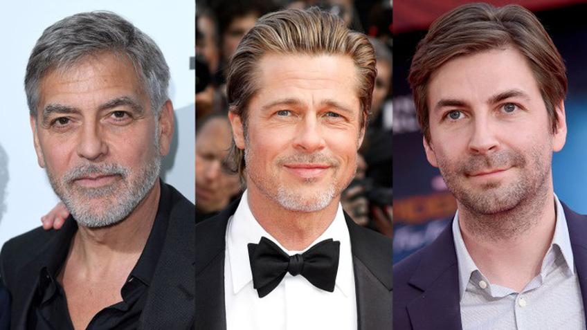11 hãng phim tranh giành Brad Pitt, George Clooney