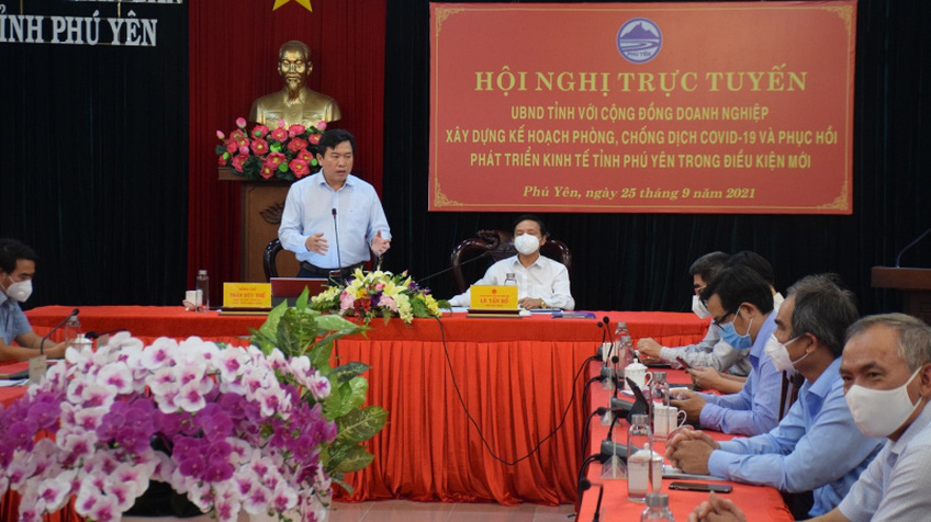 Phú Yên xây dựng phương án phục hồi kinh tế trong điều kiện mới