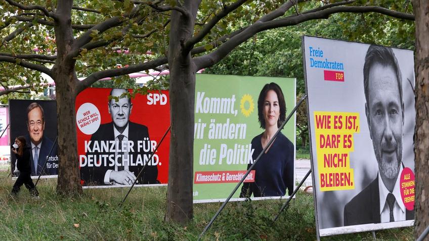 Đức: Lo ngại nguy cơ bế tắc chính trị kéo dài sau bầu cử