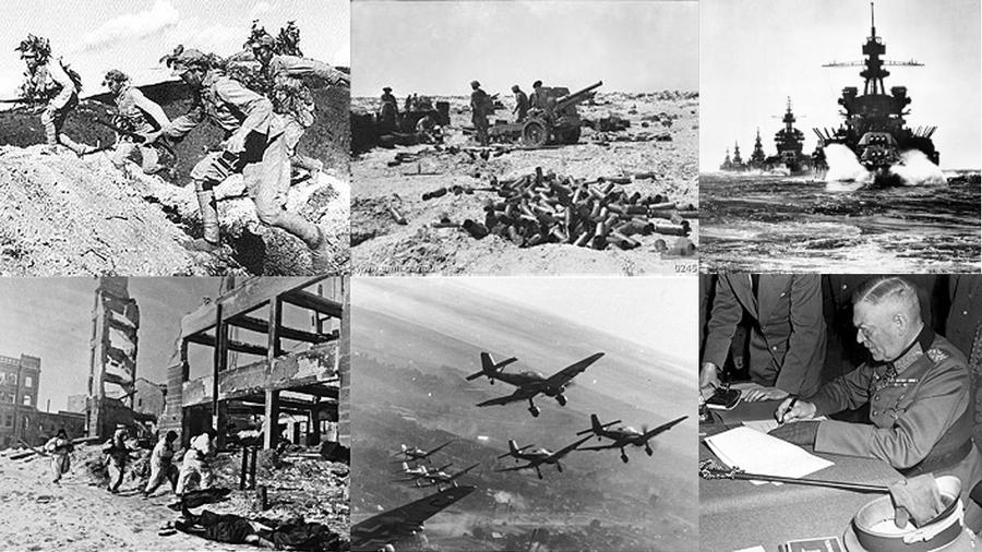 Những sự thật về lịch sử về Chiến tranh thế giới lần thứ II