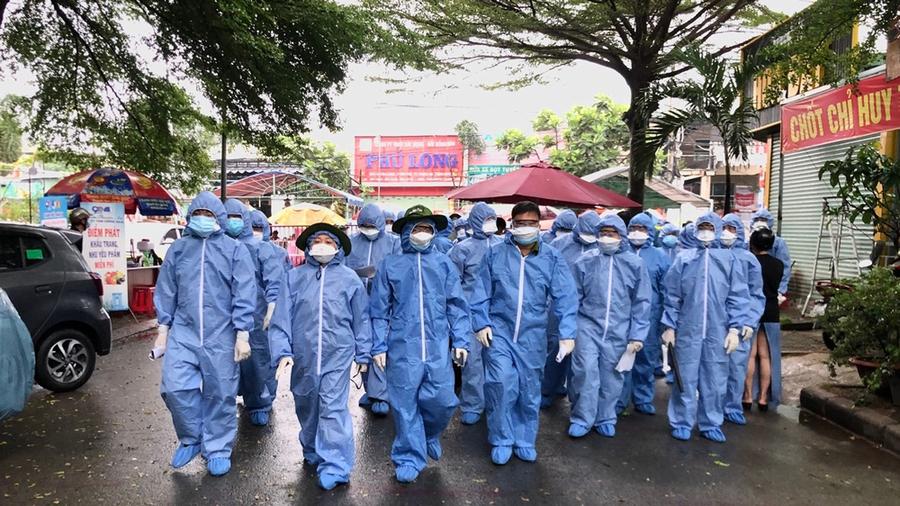 TP.HCM: Thêm 3.704 bệnh nhân COVID-19 được xuất viện