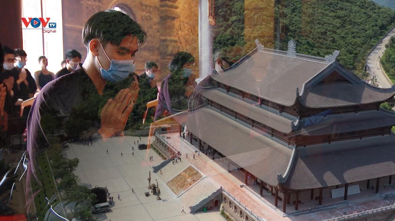 Linh thiêng lễ chùa Tam Chúc cầu quốc thái dân an