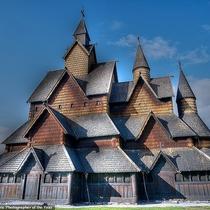 Nhà thờ Heddal Stave