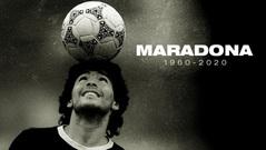 Dư luận quốc tế bày tỏ tiếc thương trước cái chết của huyền thoại Diego Maradona
