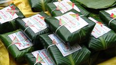 Bánh tẻ làng Chờ - Món quà quê dân dã