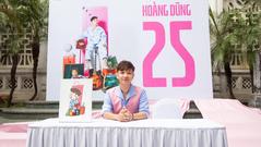 Hoàng Dũng ra mắt album đầu tay đánh dấu 5 năm sự nghiệp ca hát