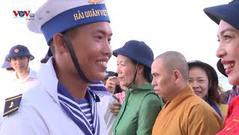 Tình yêu biển, đảo quê hương luôn ở trong trái tim mỗi người Việt Nam