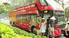 Ấn tượng hành trình khám phá TP Hồ Chí Minh trên xe buýt 2 tầng