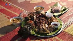 Những món ăn mang hương vị khói bếp của người Thái