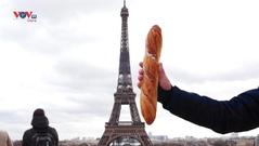 Bánh mì baguette Pháp nộp đơn đăng ký trở thành di sản phi vật thể UNESCO