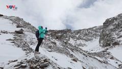 Các dòng sông băng ở Kazakhstan hút khách du lịch trong dịch Covid-19