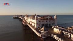 Bến tàu Brighton lịch sử mong ngóng khách du lịch