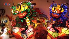 Đến Giang Tô, Trung Quốc, choáng ngợp trước vẻ đẹp muôn kiểu đèn lồng