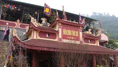 Đền Thác Bờ, ngôi đền linh thiêng bên dòng sông Đà huyền thoại